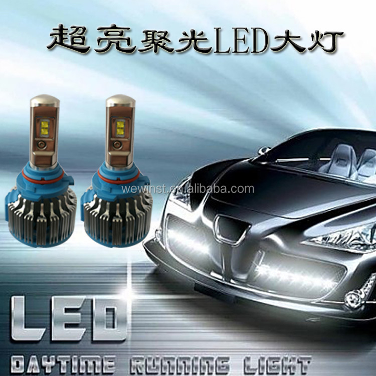 Car <strong>Parts</strong>! Super White 360 Car Led Headlight, H1 H3 H4 H8/H11 H13 9004 9006 9007 9012 35W per bulb