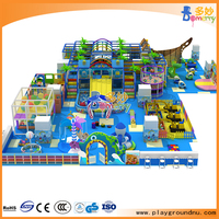 DOMERRY POPULAR kids FEC Plastic indoor Playground set