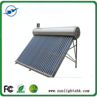 High Quality Best Selling Residential Low Pressure Solar Water Heater