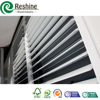 Completed Window Shutter Plantation