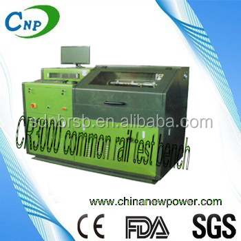CR3000 is the professional test bench which is used for testing common rail system