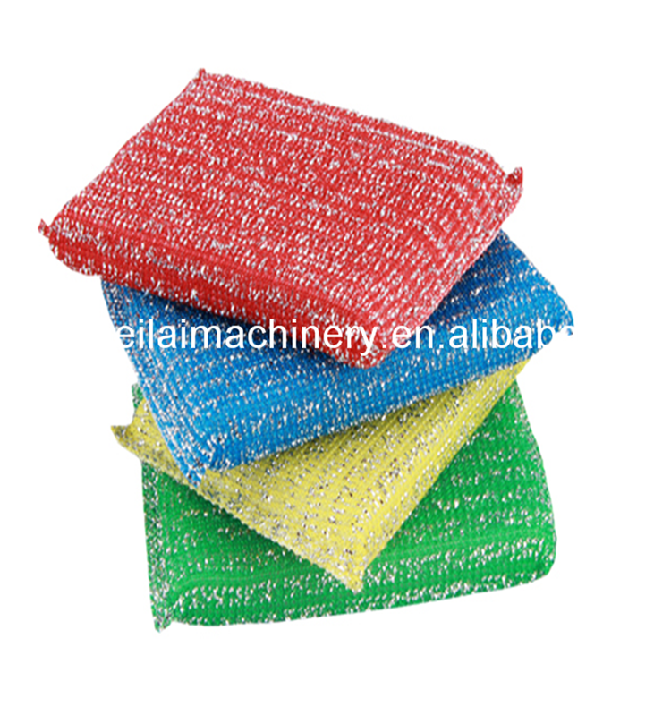 top quality kitchen cleaning sponge scourers,free shipping and stainless steel scourer