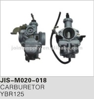 Motorcycle spare parts and accessories motorcycle carburetor for YBR125