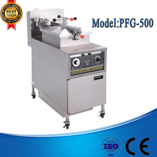 PFG-500 chicken pressure deep automatic fryer for french fry crispy fried chicken