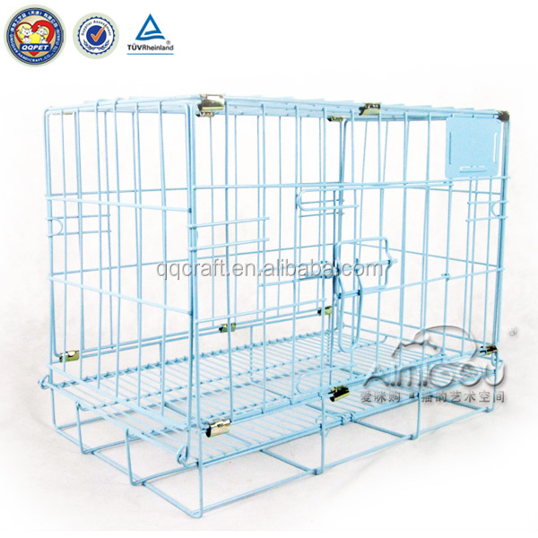 manufacturer aimigou stainless steel dog cage