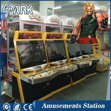 Large supply best selling street fighter arcade coin game consoles machine for sale