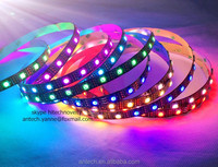 china factory wholesale price rgb flexible led strip 5050 smd led flexible strip light 5m 60led waterproof IP65 12V5V strip
