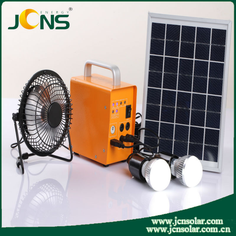 small system with led lighting solar lighting kits