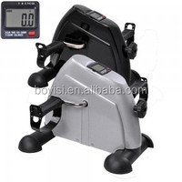 gym equipment pedal exerciser Folding Pedal Trainer mini cycle bike