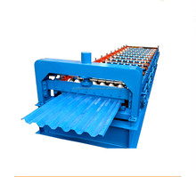 best price corrugated zinc aluminium roofing sheet making machine for construction