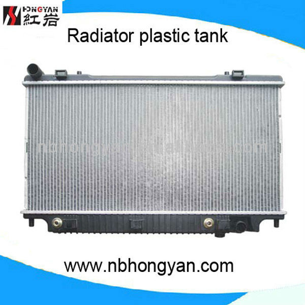 aluminium radiator with plastic tank for auto HOLDEN/COMMODORE VE V6