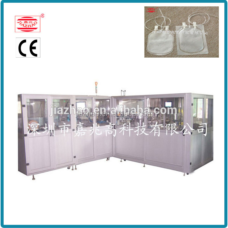 Disposable bags medical bags making machine