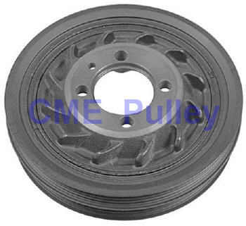 crankshaft pulley(harmonic balancer pulley) for HYUNDAI ELANTRA/SONATA