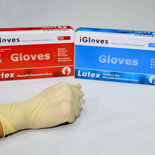 Adult sexy handjob latex gloves manufacturers in china