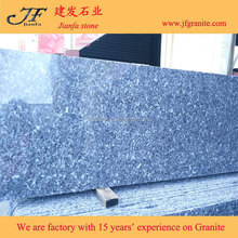 Shiny And Good Quality Labradorite Blue Pearl Granite Slab