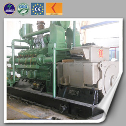 china generator manufacturing companies low fuel comsumption 1mw-5mw generator