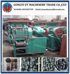 high capacity coal briquette machine /coal powder briquette machine /coal dust briquette making machine