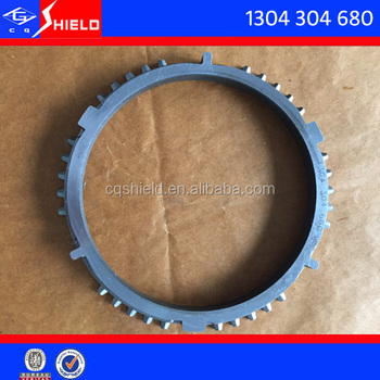 Auto parts manufacturers 1304304680 for 16s109 gearbox synchro ring
