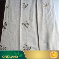 Home textile Supplier Beautiful Design Elegant curtains for the living room