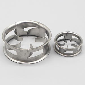 XINTAO Metal Cascade Mini Ring(SS304, 304L, 316,316L,410)