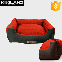 Attractive square sofa bed luxury pet dog beds