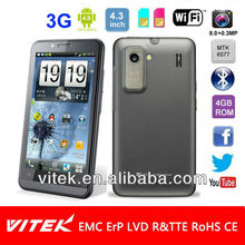 4.3 inch Android Dual Sim 2g video calling phone