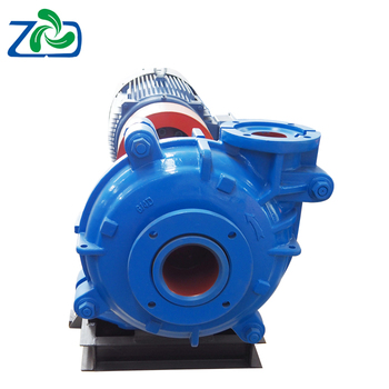 4 inch 6 inch 8 inch 10 inch 12 inch Anti Abrasive Electric Engine Sand Dredger Dredge Pump