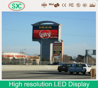 advertise led panel sign led taxi roof sign