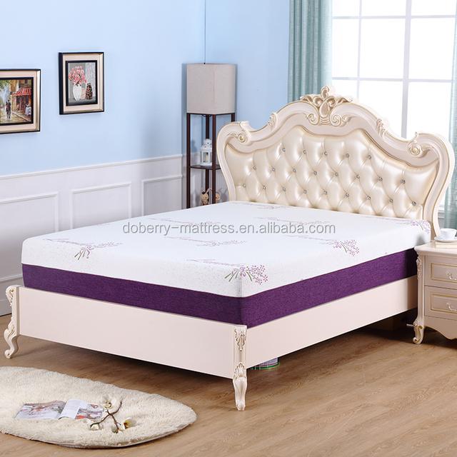 5 star hotel comfortable memory foam matt. memory foam topper,bed mattress