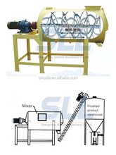 cement automatic mixer powders low cost less occupation area