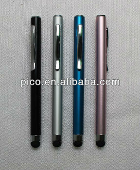 Cheap Slim Alumium Stylus Pen,Touch Screen Pen For Ipad