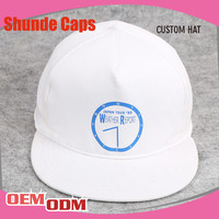 Wholesale Fitted Caps 5950/Curve Brim Flexfit Snapback Cap with printted logo