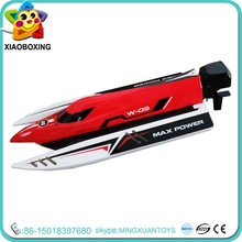 Top selling RC boat propeller RC large scale ship models F1 rc boat toys for adults
