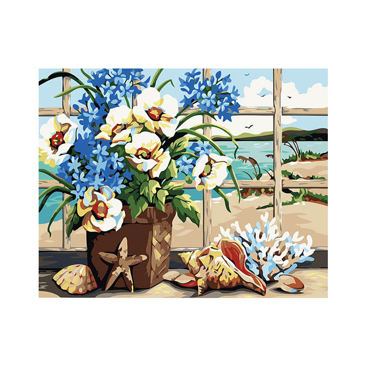 Professional Made Environment&Safety Beautiful Canvas Painting Manufacturer Sale