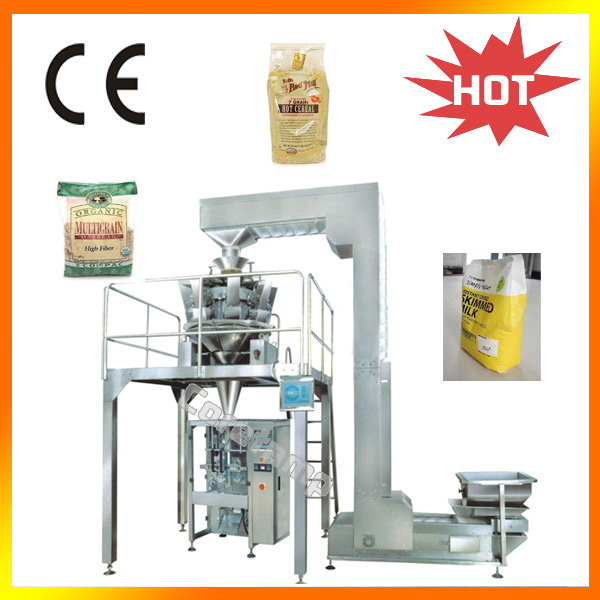 Automatic Semolina Pouch Packing Machine