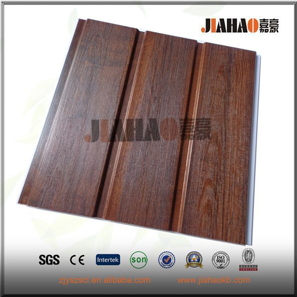 Quality Wooden Color PVC Wall,Interior PVC Panel Wall, Factory Price PVC Panel