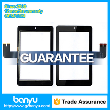 Digitizer touch display hot sale for asus memo pad hd 7( me173x)lcd screen