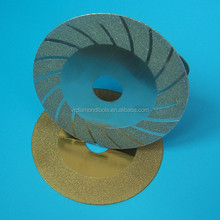 Electroplated Electroplated Diamond Coated Saw Blades Cutting Disc