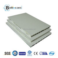 High quality aluminum honeycomb panel for cladding, roofing, ceiling system
