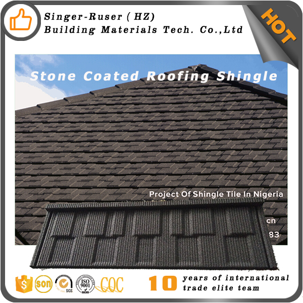 Low price UV resistant stone coated roofing tiles sheet prices color roof designs philippines sheet roof