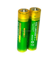 2016hot sale high quality aaa alkaline battery 1.5v lr03