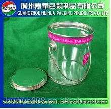 Mini Clear Paint Cans For Crafts