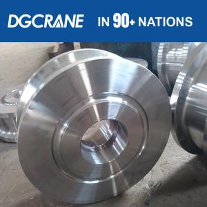 DGcrane Three Piece Forged Wheels For Industry Wheel