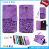 Wholesale China Hot Products Book Style Flip Leather Phone Cover Case For BLU Studio G Plus