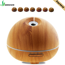 Personal ultrasonic humidifier diffuser essential oil