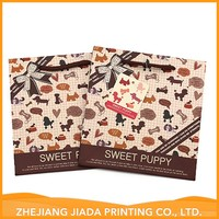 Accept Custom China Professional Manufacture Color Shopping Paper Bags