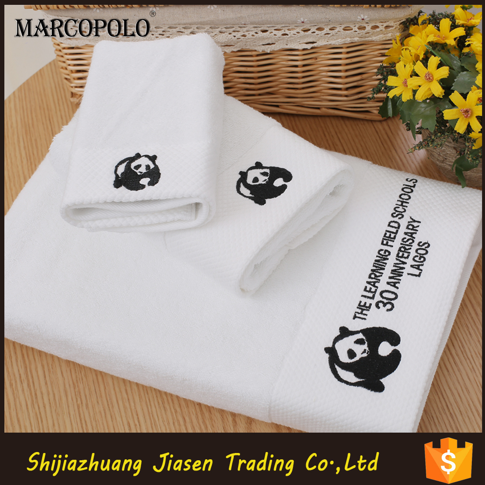 Hotel Bath terry towel, Made of Cotton, Customized Logos are Welcome
