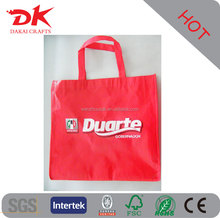 promotional recycled foldable tote reusable shopping cotton bag