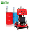 Portable polyurethane foam spraying machine