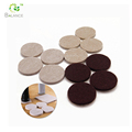 Heavy duty adhesive felt pad furniture feet pad with glue